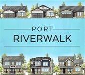 Port Riverwalk Housing Elevations