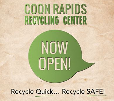 Recycling Center Now Open