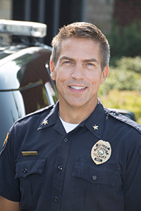 Police Chief Brad Wise